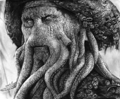 Davy Jones by BlueBerry-is-cute