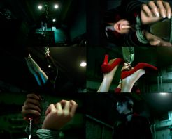 Resident Evil Damnation Collage 9 by Livy-Livy