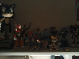 My figure collection by jrc1120