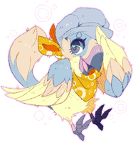{Maple Birb} by Susouris