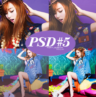 PSD#5 feat. Jessica [Special] by Nobuyuki7