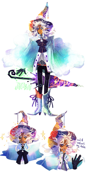taako (the wizard) by glamacabre
