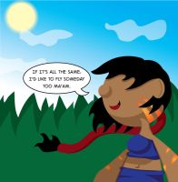 I would like to fly by Warriorpoet2006