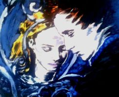 Marius and Cosette by Eleanor-Anne6
