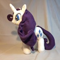 Rarity v.2.0 by sockmuffin-studios