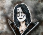 TommyThayer The Spaceman by JessicaHernandez