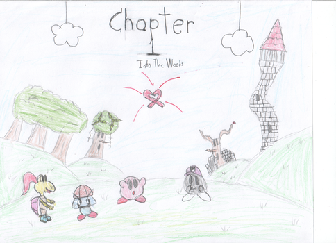 Paper Kirby Chapter 1: Into The Woods by AttackOfTheJack