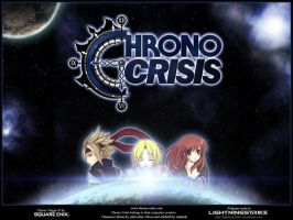 Chrono Crisis Wallpaper EX by Lightning5trike