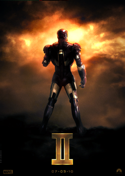 Iron Man 2 Poster by hobo95