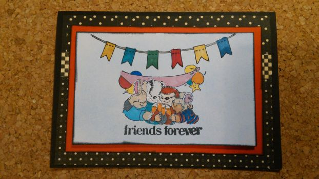 New stamping card.... by yosimite