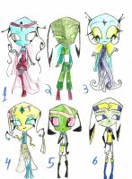 irken fairies and mummy adopts by anonymousinvader24