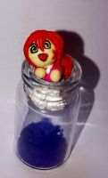 Kenshin in a bottle :3 by Balsa1