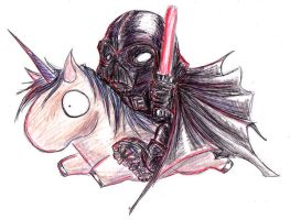 Darth Vader by Tyshea