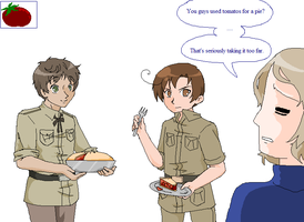 Hetalia: Spain and South Italy by pinkkittypower
