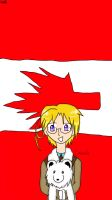 Canada Wallpaper For iPhone 5/5s by xenul001