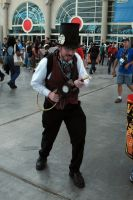 Steampunk Ghost Buster by Doomsday-Device