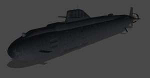 RESIDENT EVIL 6 ADA SUBMARINE by OoFiLoO