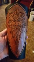 Veshengo Tribe bracer by A-IProductions