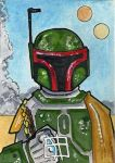 Star Wars - Boba Fett by 10th-letter