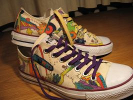 Mika Converse by feel-the-obsession