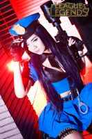 Caitlyn Officer by Satomi88