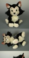 Figaro Plush by WhittyKitty