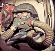 helghast head 2 by easycheuvreuille