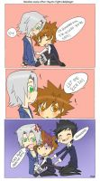 KHR Random Mini-Comic by forkandspoon00