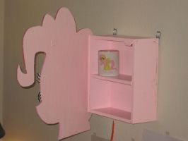 Pinkie Pie Cabinet 2 by John-Farrier