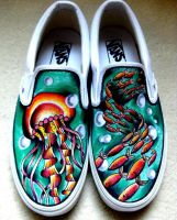 aquatic vans by rebelinfant