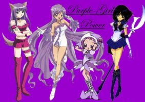 Purple-Anime-Girl-Power by Rainbow-Sword