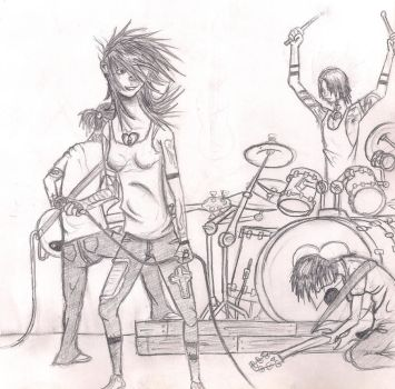 Band Practice by MetalAddiction