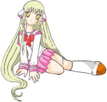 Chii Colored by Soryko