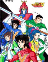 VOLTES FIVE by tikbaloycube