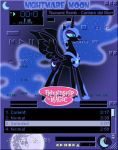 Nightmare Moon amp by shadesmaclean