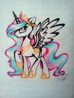 Princess of the Sun by domickee