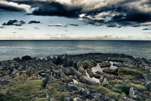 HDR Oceanscape by Creative--Dragon