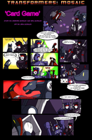 TF Mosaic: Card Game by CoolFireBird