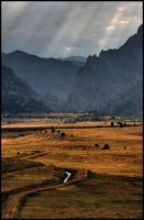 Valley HDR by ThePatriarch