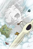 Nausicaa Skydiving by Covax11