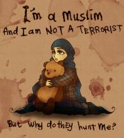 Why do they hunt me? by finieramos