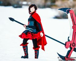 Ruby Rose: Snow by ocwajbaum