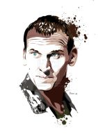 The 9th Doctor - Art by Spoiler100