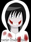 Jeff the Killer by nena-linda-pink
