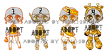 all is not gold adopts OPEN by tenchibaka