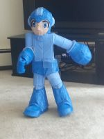 Twist tie Megaman by Keith60153