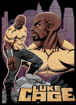 Luke Cage by Rinexperience