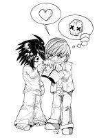 Sign my Death Note? by RPGirl