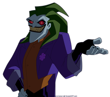 TB: The Joker by KometaPhenomenon