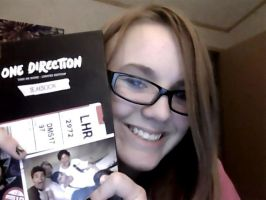 One Direction-Take Me Home- Limited Edition by SterbenEdelweiss